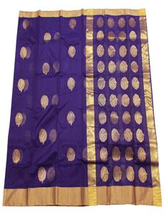 Jamuni Chanderi Silk Cotton Saree