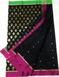 chanderi kareena saree