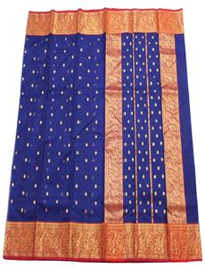 Jamuni Chanderi Silk Saree
