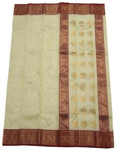 Chanderi-Sarees-Chanderi-silk-sarees-Off-White-Chanderi-Silk-Saree-13102018122922