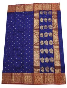 Tree Buti Chanderi Silk Saree